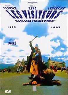 <i>Les Visiteurs</i> 1993 film by Jean-Marie Poiré