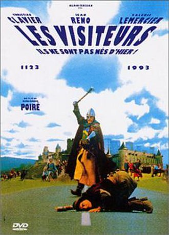 Les Visiteurs - Film poster