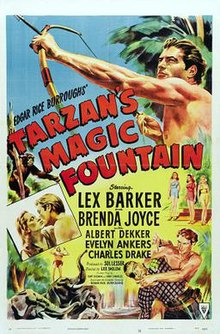Poster - Tarzan's Magic Fountain 01.jpg