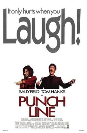 Punchline (film) - Theatrical poster
