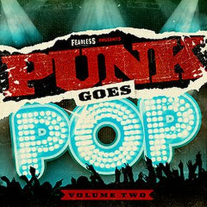 Punk Goes Pop Volume Two - Image: Punkgoespop 2