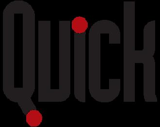 Quick (newspaper) - Quick logo