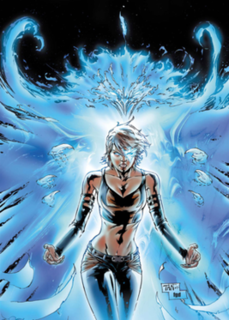 Rachel Summers character from Marvel Comics
