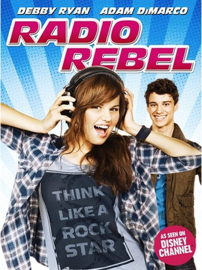 Picture of a movie: Radio Rebel