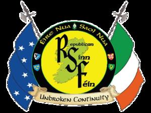 Republican Sinn Féin - RSF.