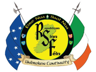 Republican Sinn Féin Irish republican political party split from Sinn Féin in 1986