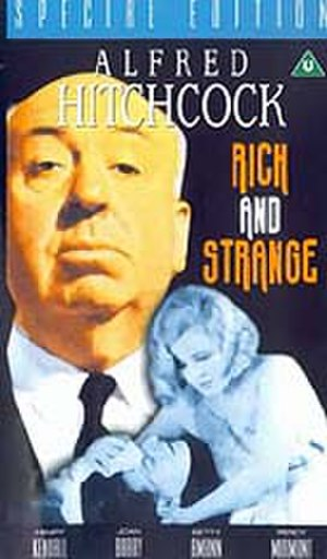 Rich and Strange - DVD cover