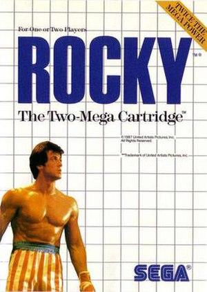 Rocky (1987 video game) - Rocky