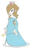 Final artwork of Rosalina
