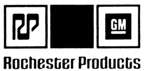 Rochester Products Division - Image: Rpd logo
