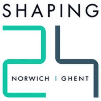 Norwich 12 - Image: SHAPING 24 Logo