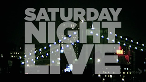 Saturday Night Live (season 32) - Image: SNL Title Card