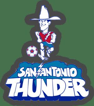 San Antonio Thunder - Logo