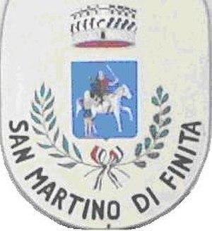 San Martino di Finita - Image: San Martino di Finita Stemma