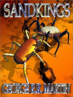 Sandkings (novelette) - First edition cover