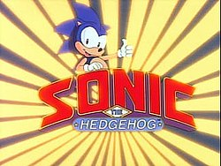 Image result for sonic sat am
