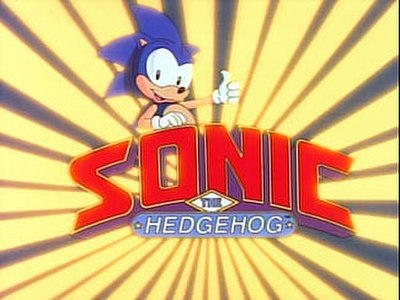 Picture of a TV show: Sonic The Hedgehog