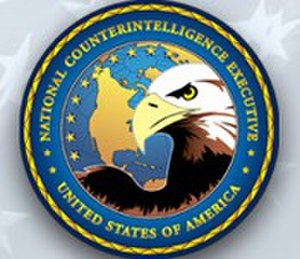 Office of the National Counterintelligence Executive - Image: Seal header