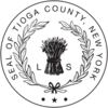 Official seal of Tioga County