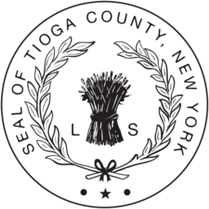 Tioga County, New York - Image: Seal of Tioga County, New York