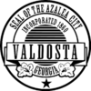 Official seal of Valdosta, Georgia