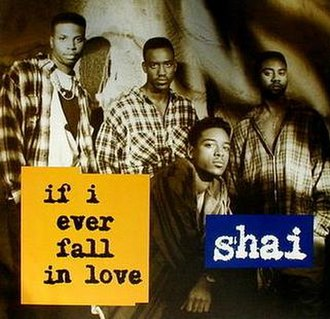 If I Ever Fall in Love - Image: Shai If I Ever Fall in Love