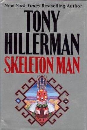 Skeleton Man (novel) - First edition cover