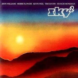 Sky 2 (album) - Image: Sky 2 Album Cover