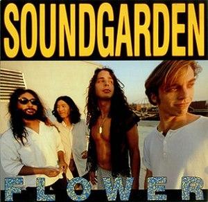 Flower (Soundgarden song) - Image: Soundgarden Flower EP