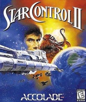 Star Control II - Cover art of the DOS version