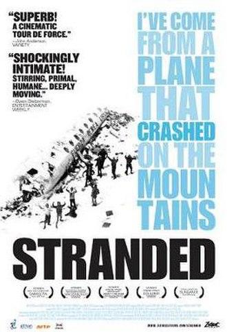 Stranded (2007 film) - Promotional film poster