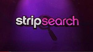 Strip Search (web series) - Image: Strip Search Web Series Logo
