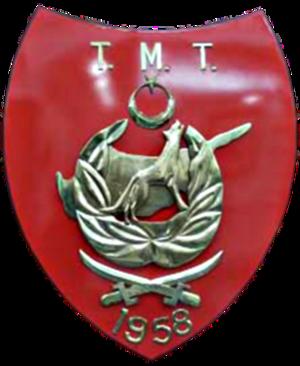 Turkish Resistance Organisation - Image: Türk Mukavemet Teşkilatı