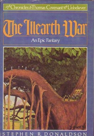The Illearth War - Cover of The Illearth War