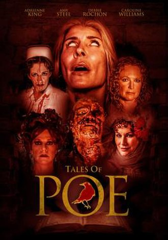 Tales of Poe - Theatrical release poster