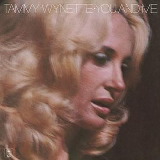 You and Me (Tammy Wynette album) - Image: Tammy Wynette Youand Me