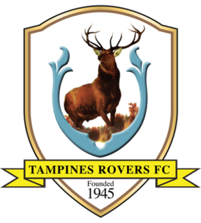 Tampines Rovers FC association football club