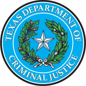 Coffield Unit - Image: Texas DCJ logo