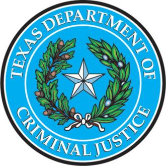 Coffield Unit - Image: Texas DCJ logo