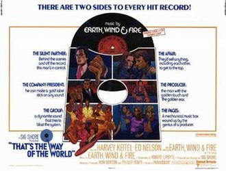 That's the Way of the World (film) - original 1975 theatrical poster
