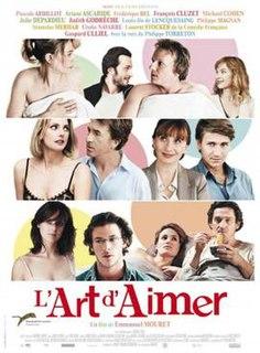 <i>The Art of Love</i> (2011 film) 2012 film by Emmanuel Mouret