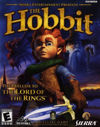 The Hobbit (2003 video game) - Image: The Hobbit