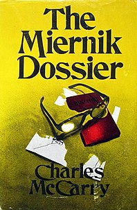 <i>The Miernik Dossier</i> book by Charles McCarry