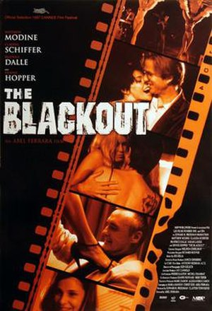 The Blackout (1997 film) - Image: The Blackout (1997 film)
