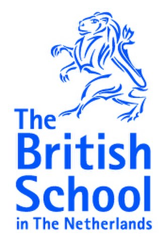British School in the Netherlands - Image: The British School in the Netherlands Logo