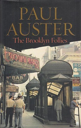 The Brooklyn Follies - Image: The Brooklyn Follies bookcover