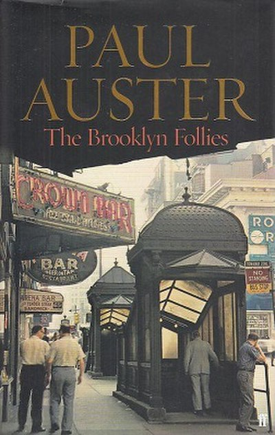 Picture of a book: The Brooklyn Follies