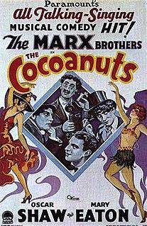<i>The Cocoanuts</i> 1929 film
