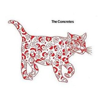 The Concretes (album) - Image: The Concretes US album cover
