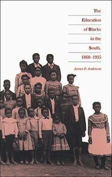 The Education of Blacks in the South, 1860–1935.jpg